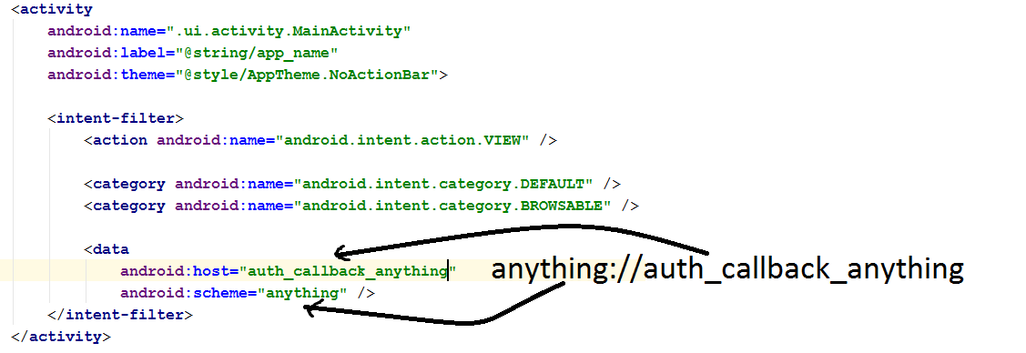 Do Authentication in Android using Custom Chrome Tab(CCT)