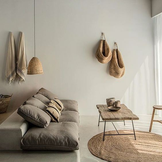 All Natural Four Ways To Add Organic Materials To Your Decor By France Son Medium