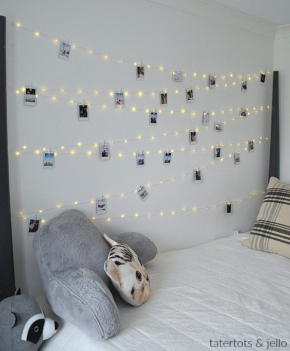 8 Fairy Lights Decoration Ideas For Your Home By Hina Ilyas Medium