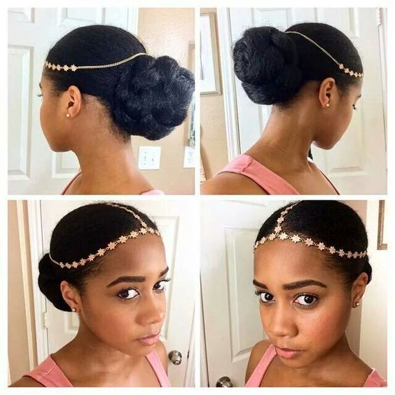 Best Protective Hairstyles For Relaxed Hair By Black Kitty Family Medium