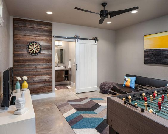 Game On Five Tips For An Awesome Game Room By France Son Medium