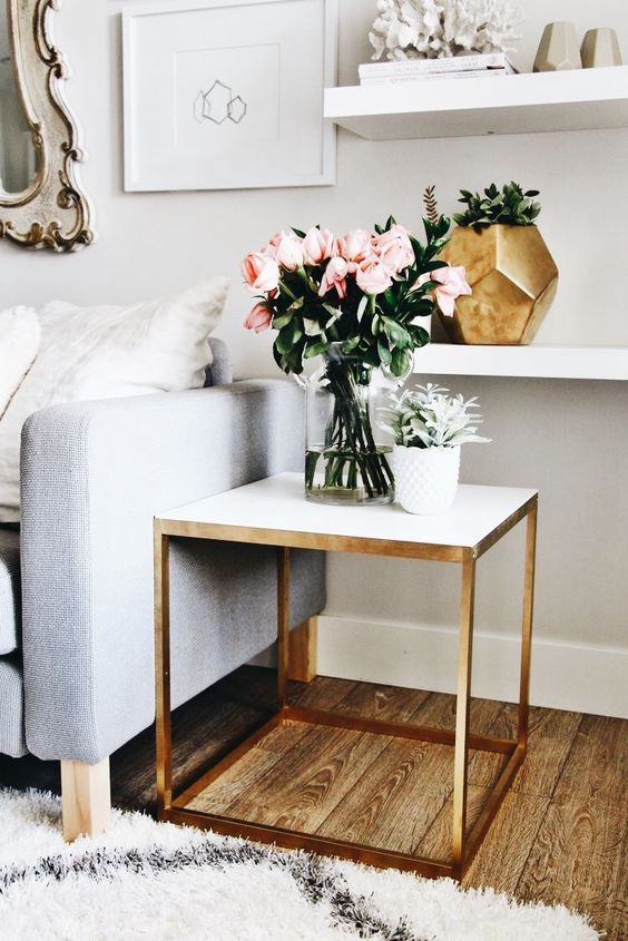 Decorating With Gold Silver