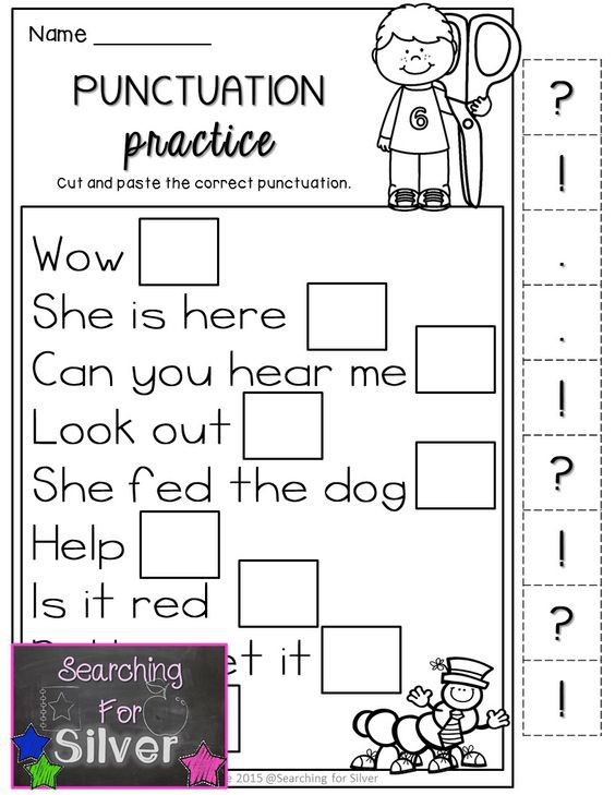 Mini Lesson Plan: The Punctuation Post Office - LittleLives