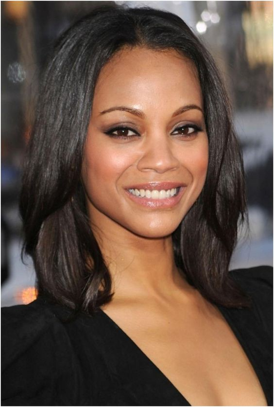 Adorable Black Layered Hairstyles