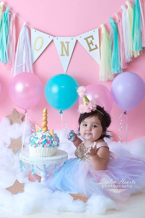 Terrific Cute Smash Cake Ideas For Baby Girl Bondita Deka Medium Funny Birthday Cards Online Inifofree Goldxyz