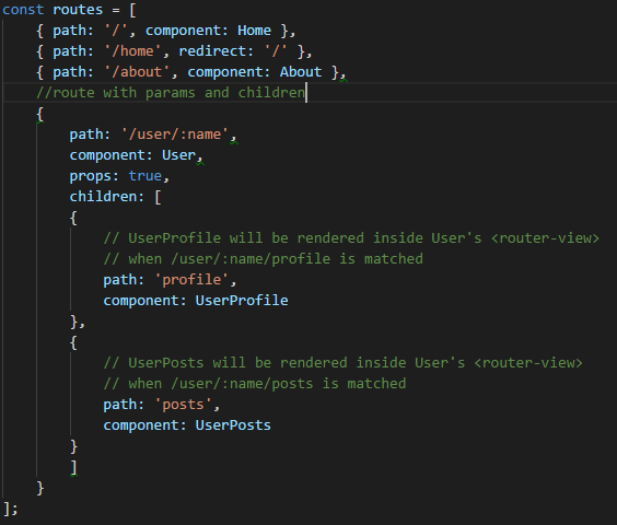 VueJs: Routing with vue-router - Frontend Fun - Medium