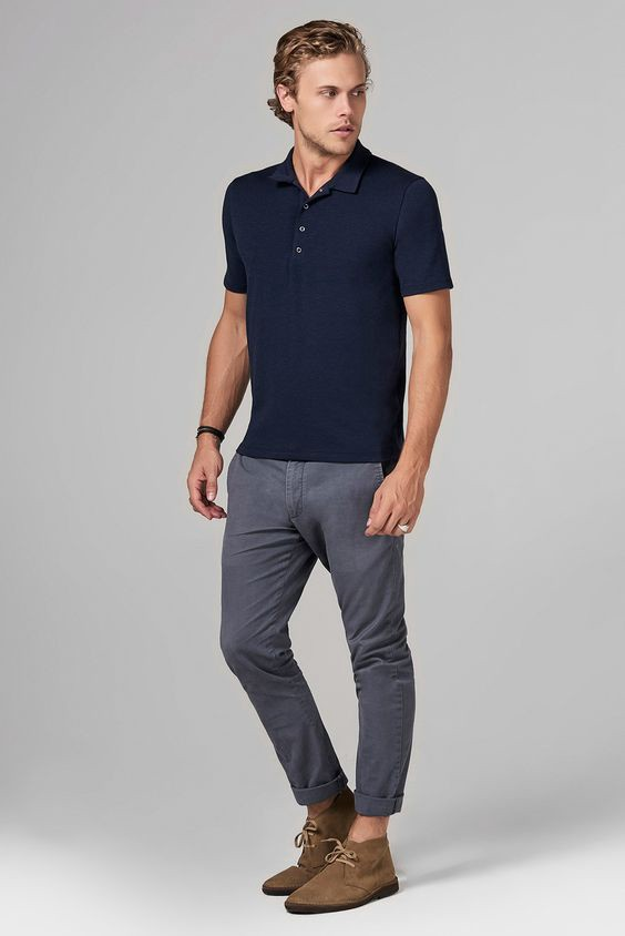 Man stocky for style short The Best