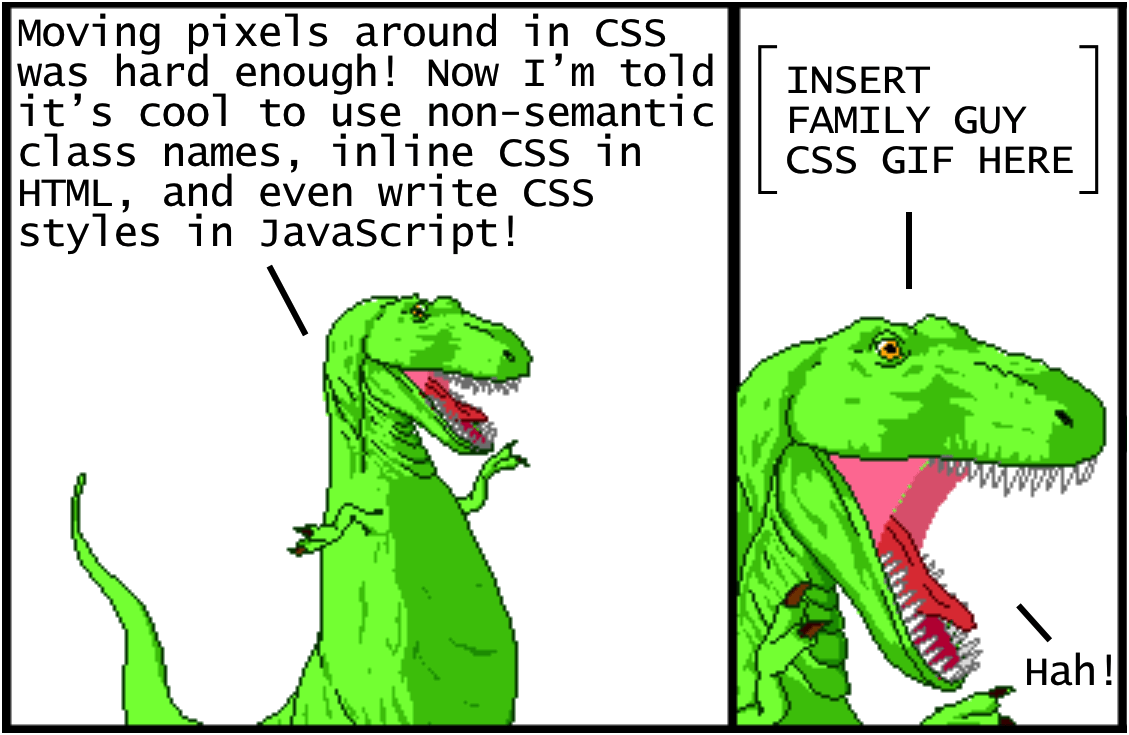 Modern CSS Explained For Dinosaurs - Actualize - Medium