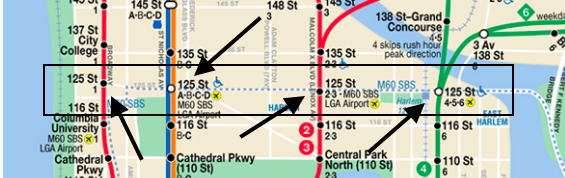 Bdfm Subway Map.How To Ride The New York City Subway Without Getting Lost