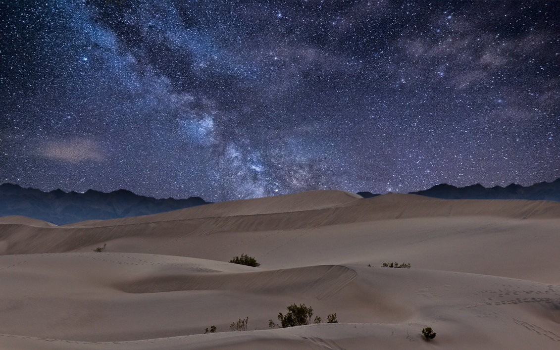 Image result for a night in the desert