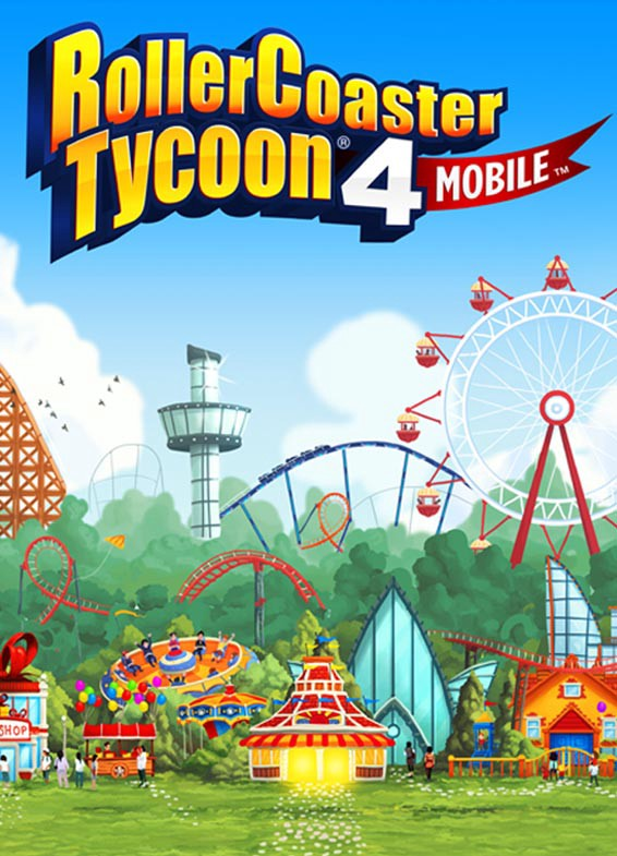 Timeline of RollerCoaster Tycoon (updated 2019) - Shinkansen