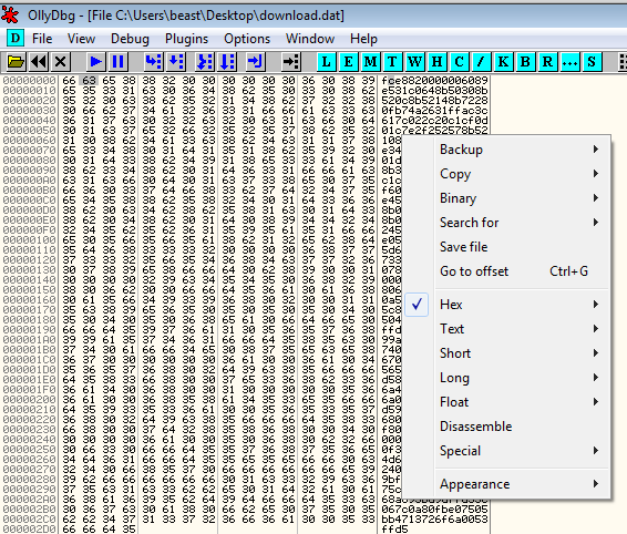 Analyzing obfuscated Powershell with shellcode - Tstillz