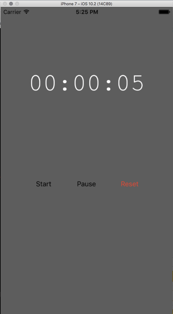 Build a count down timer with Swift 3 0 - iOS App Development - Medium