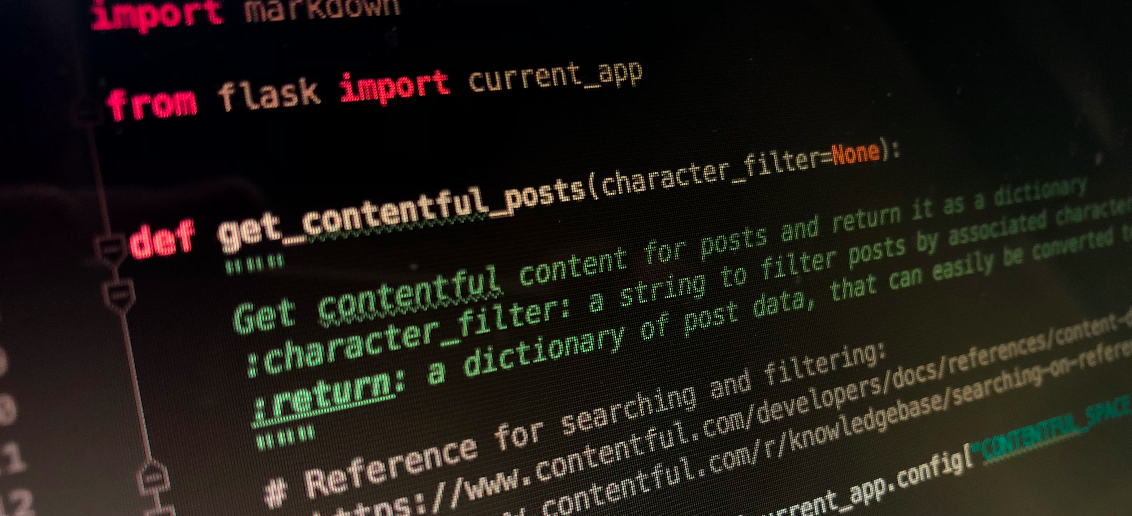 Writing middleware for Contentful for the Wonderland post