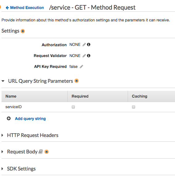 Full guide to developing REST API's with AWS API Gateway and AWS Lambda