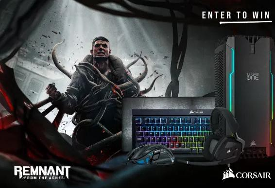 CORSAIR Remnant From The Ashes Sweepstakes — Enter To Win PC