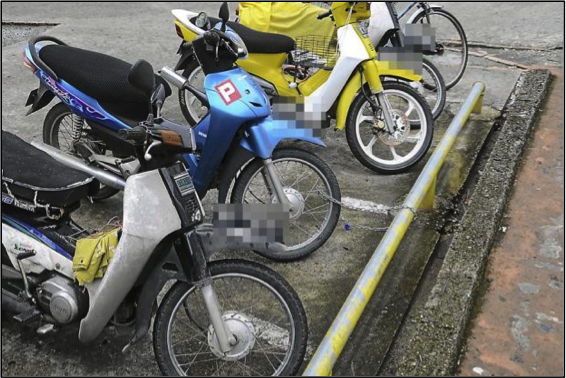 Locking Your Bicycle Or Motorcycle The Right Way A Step By Step Guide