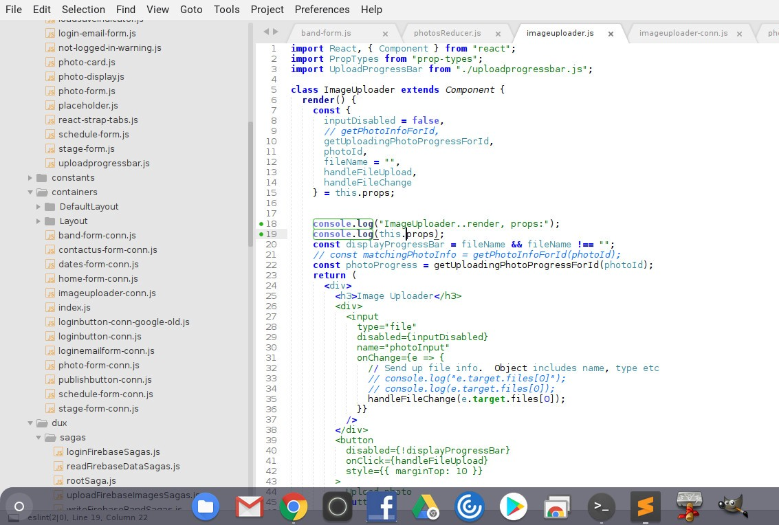 Chromebook Linux Apps For Web Developers By Mike Brown Medium