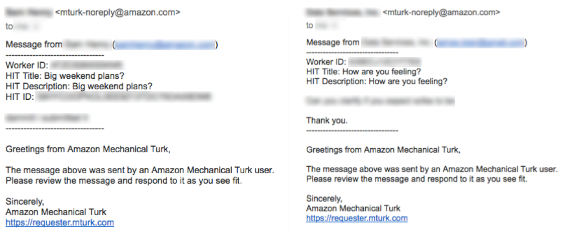 What's New with Amazon Mechanical Turk? - Happenings at MTurk