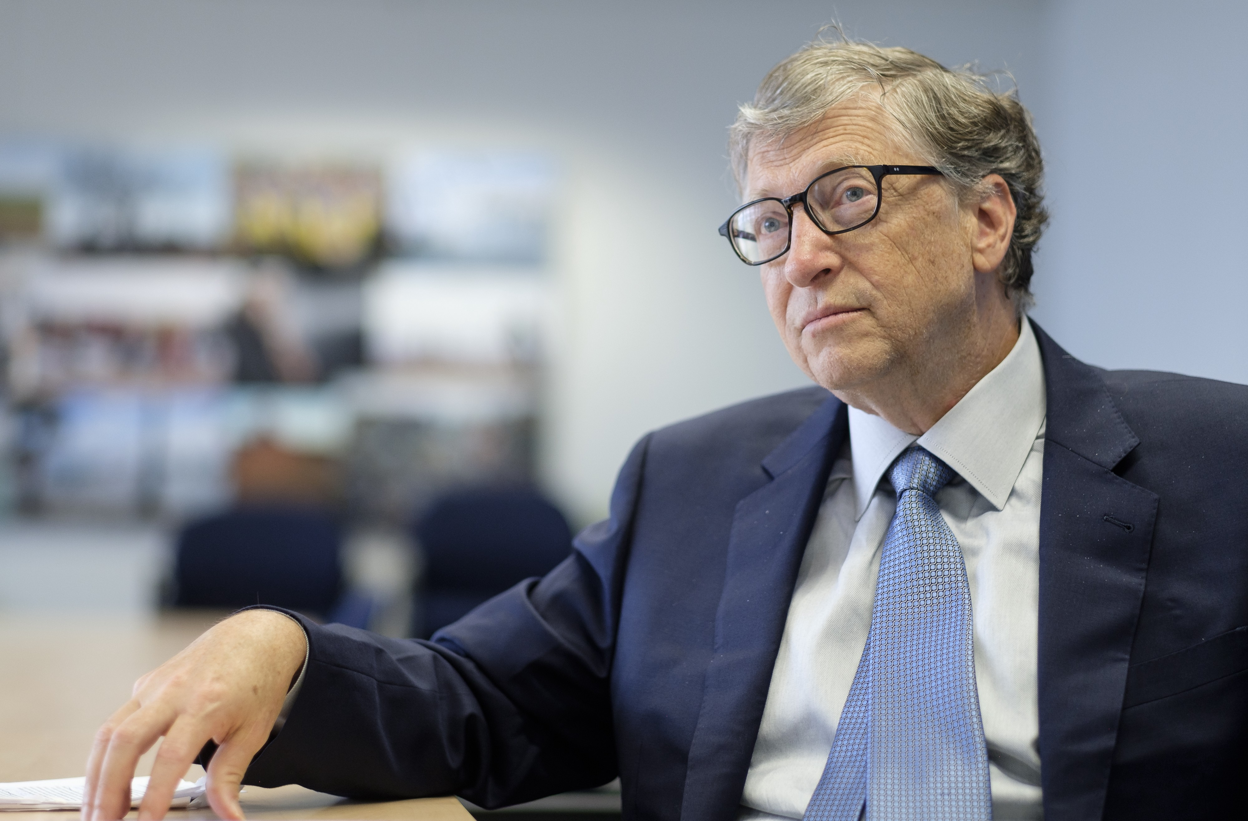 Bill Gates Is Fighting the Coronavirus in His Third Act | Marker