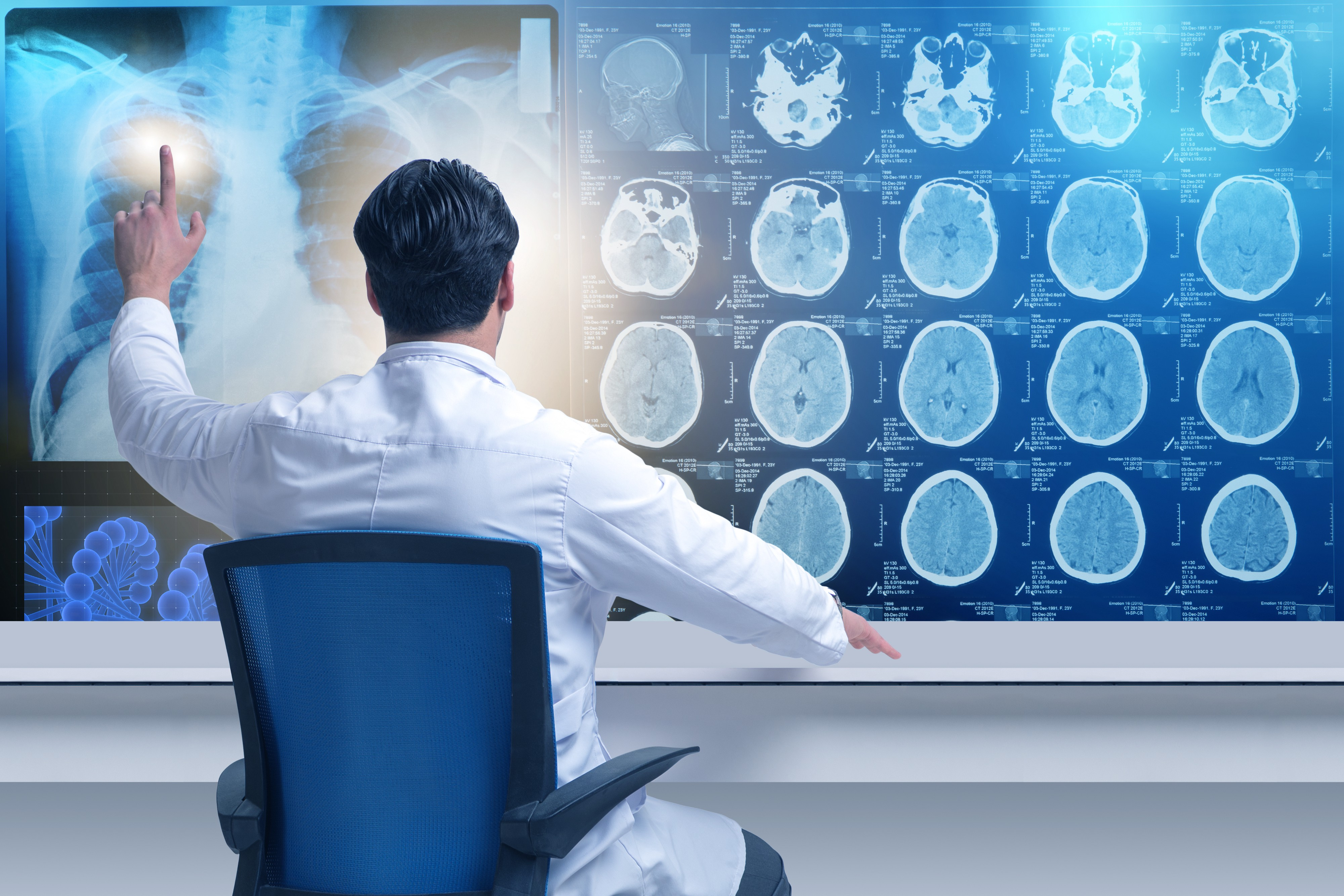 AI for medical imaging — now?. The 'doctor' will see you now… | by Rupert  Thomas | Towards Data Science