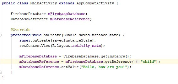 Firebase the dynamic database! - AndroidPub