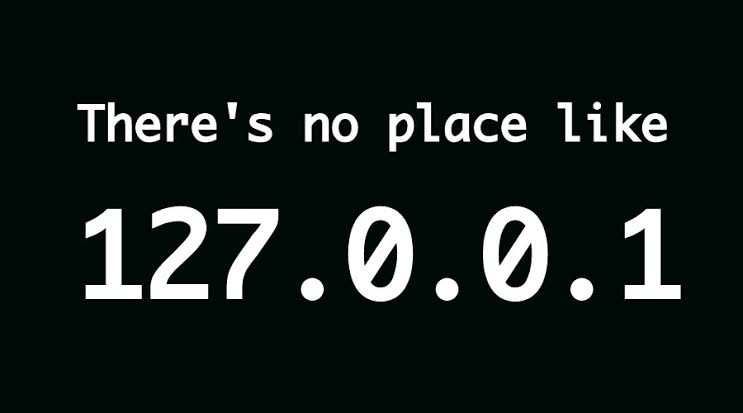 There's No Place Like 127 0 0 1   Explained - Hackers League - Medium