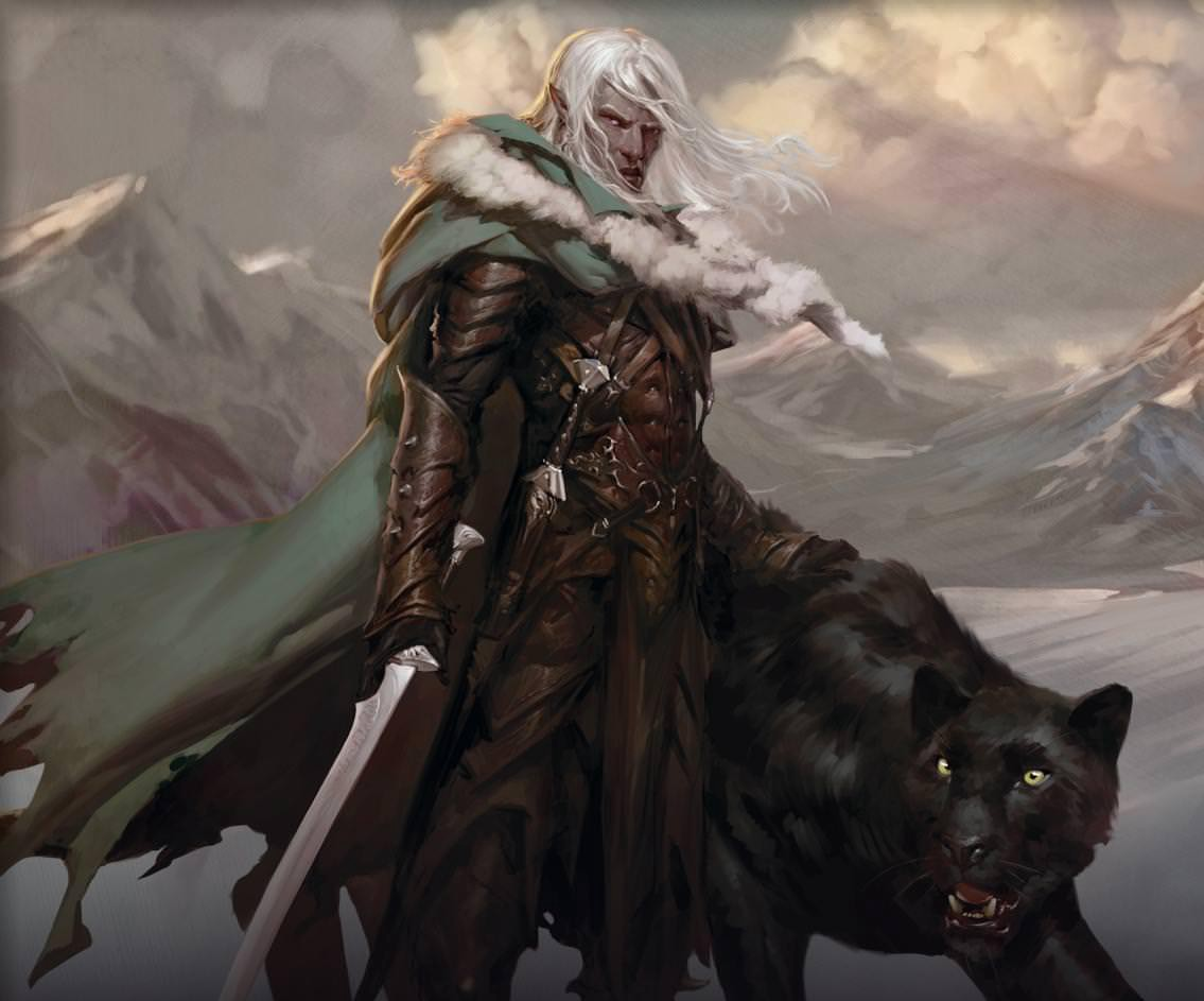 What Drizzt Do'Urden teaches us about…Racial Diversity