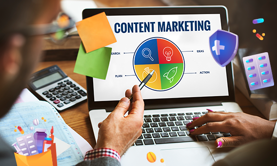 How Content Marketing Works In The Healthcare Industry
