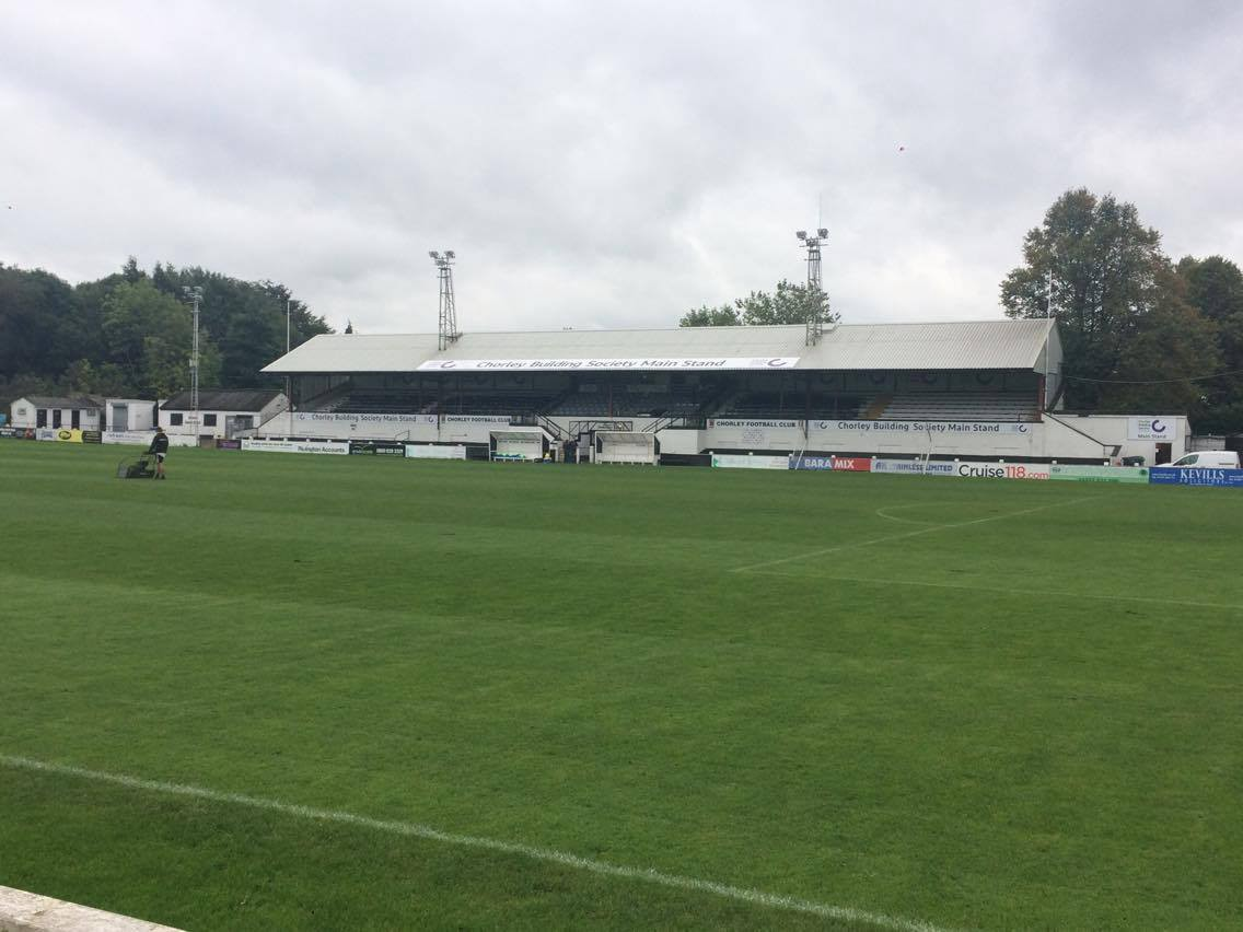 A Day At Chorley Fc It Began With A 9 30 Alarm And By Jack Mitchison Medium