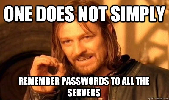 What's the password again? - Powerspace Engineering
