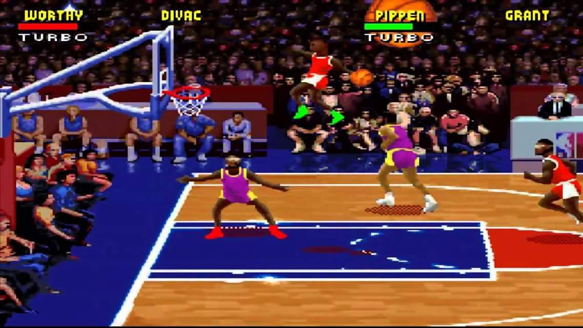 Wild Shot Nba Jam 94 Is An Arcade Classic But By Madison Williams Medium