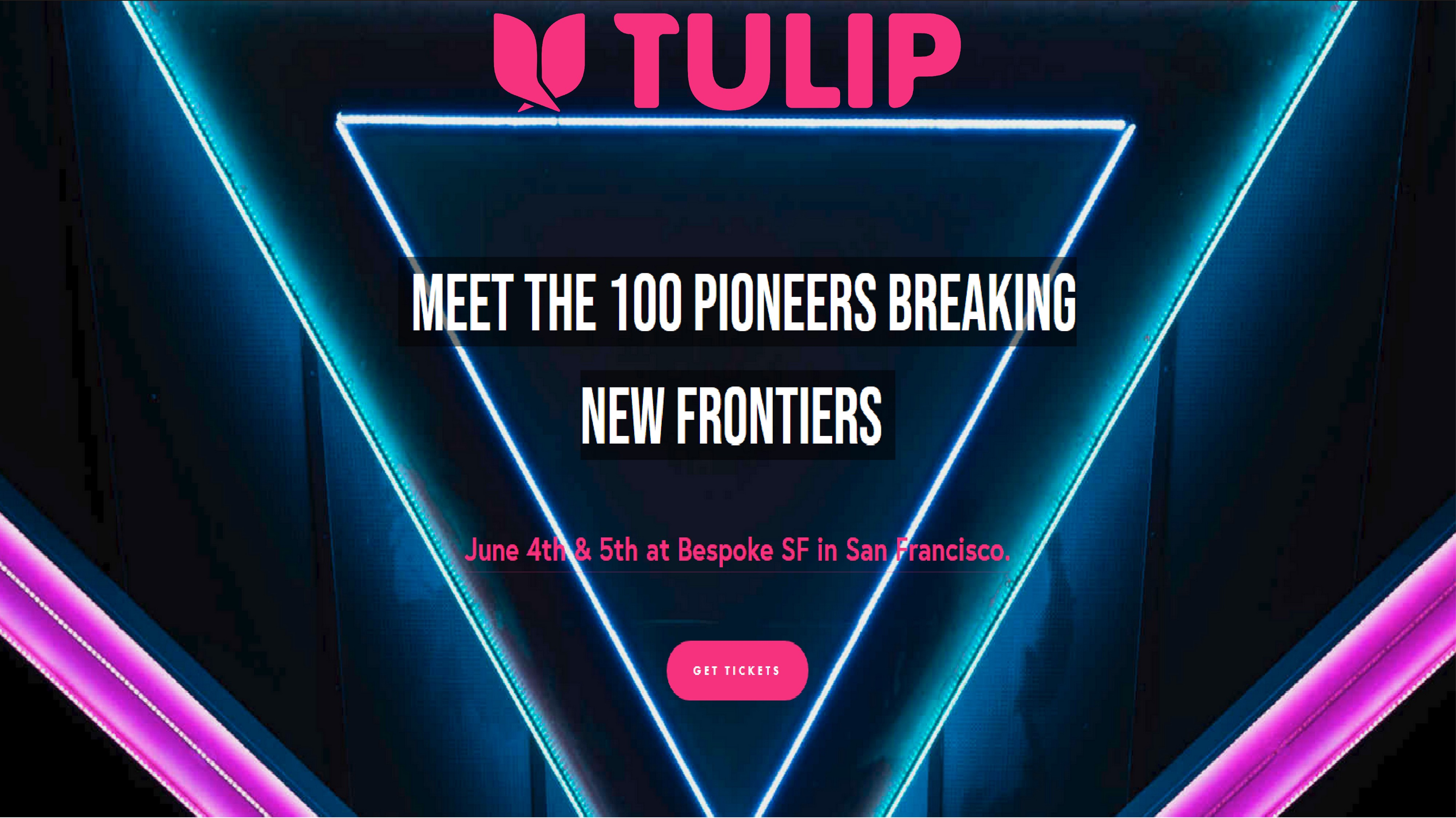 Tulip Conference: A Decentralized SF Experience - Ethereum