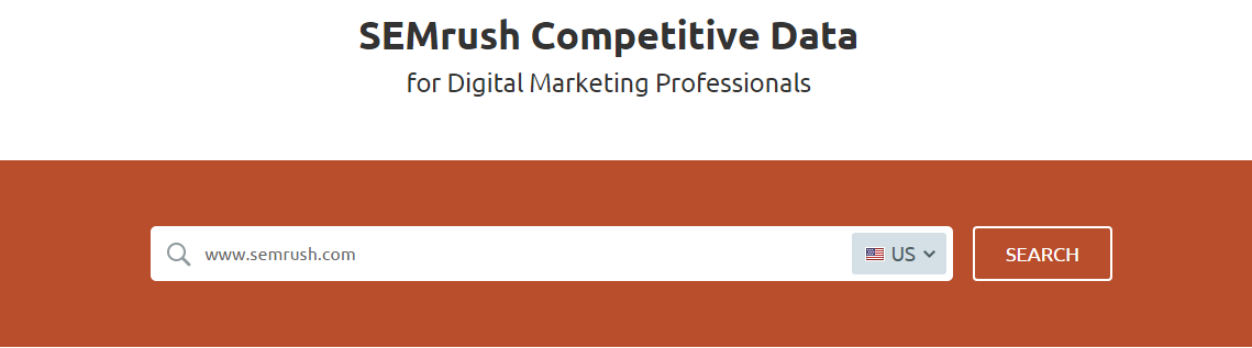 Semrush Competitive Data for Beginners