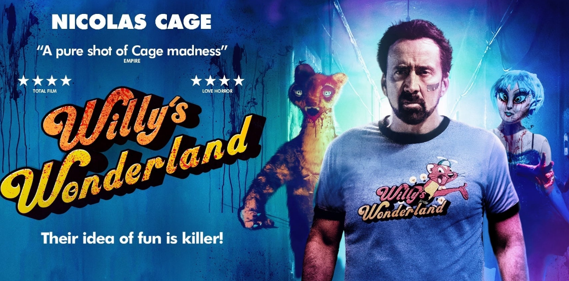 EXCLUSIVE!!! — (Willy's Wonderland 2021) - FULL MOVIE ONLINE (1080p-HD) | Willy's Wonderland (2021) ONlineHD