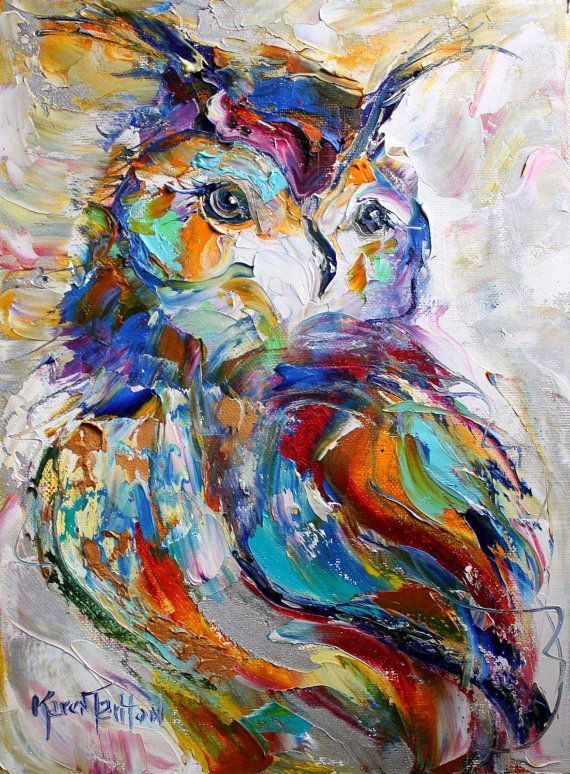 Palette Knife Painting I Ve Been Going To A Lot Of Interesting By Divya Ramachandran Medium