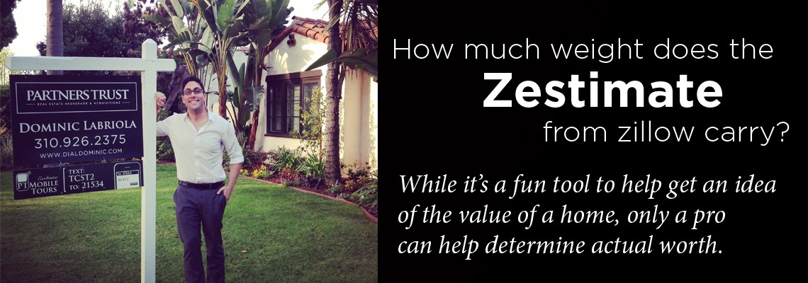 How Much Weight Does The Zillow Zestimate Of My Home Carry By Dominic Labriola Craft Bauer Magazine Medium