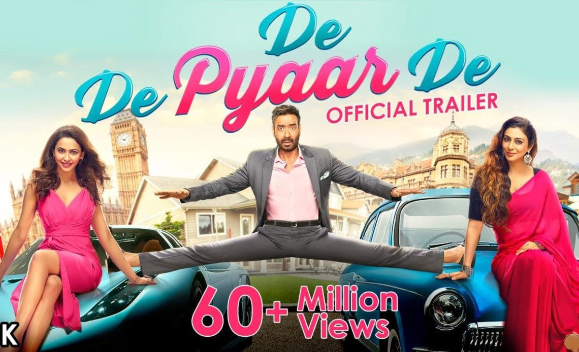 De De Pyaar De Hindi Movie Full HD TamilRockers | by TamilRockers | Medium