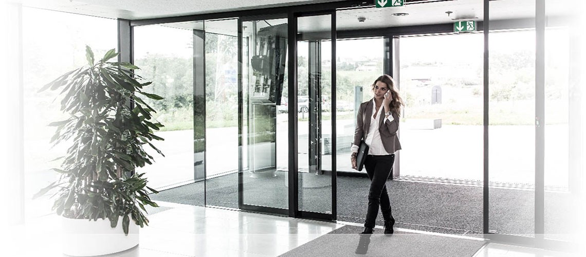 Benefits of Automatic Sliding Doors to Install At Commercial Place ...