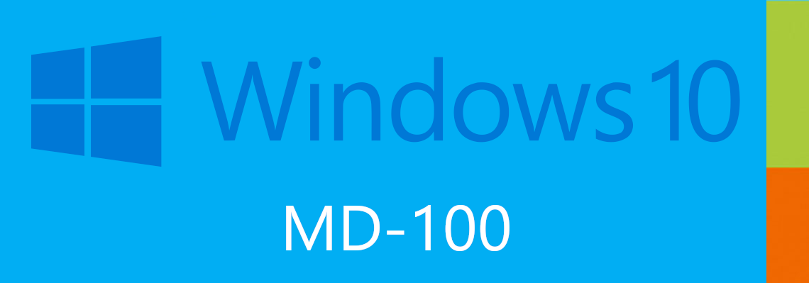 Overthrow Microsoft MD-100 Exam Using Practice Tests to Experience Wonders!