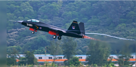 Modern Marvel of Chinese Military Aviation Industry