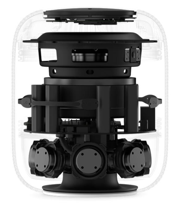 Apple homePod discontinued mini features