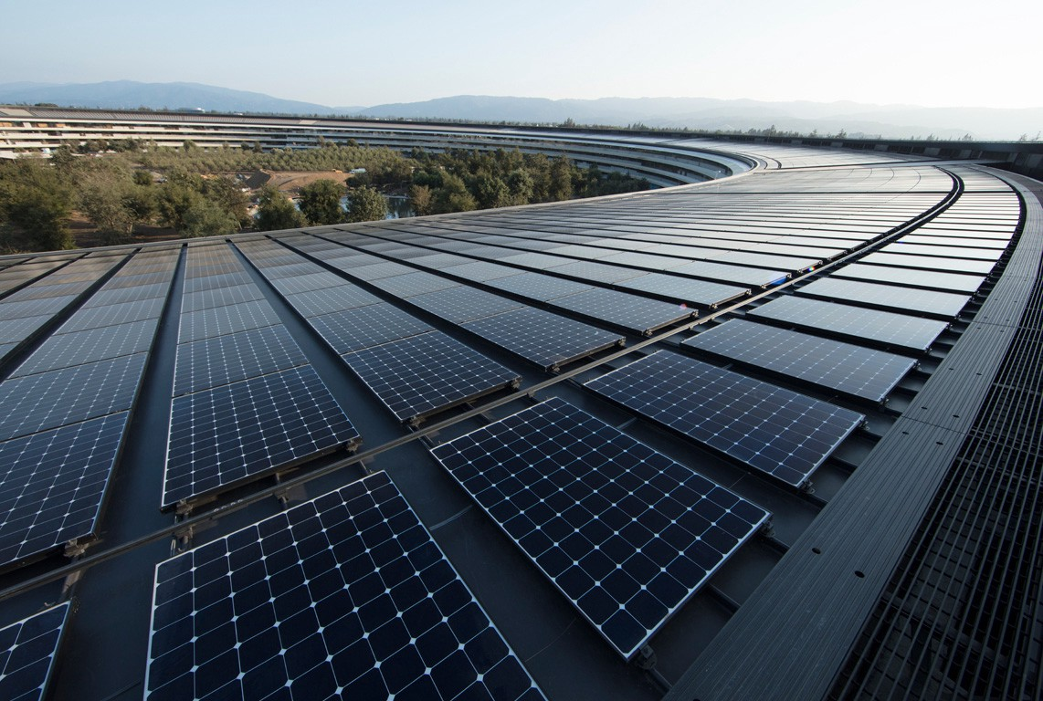What It Really Means When Google and Apple Say They Run on 100% Renewable Energy