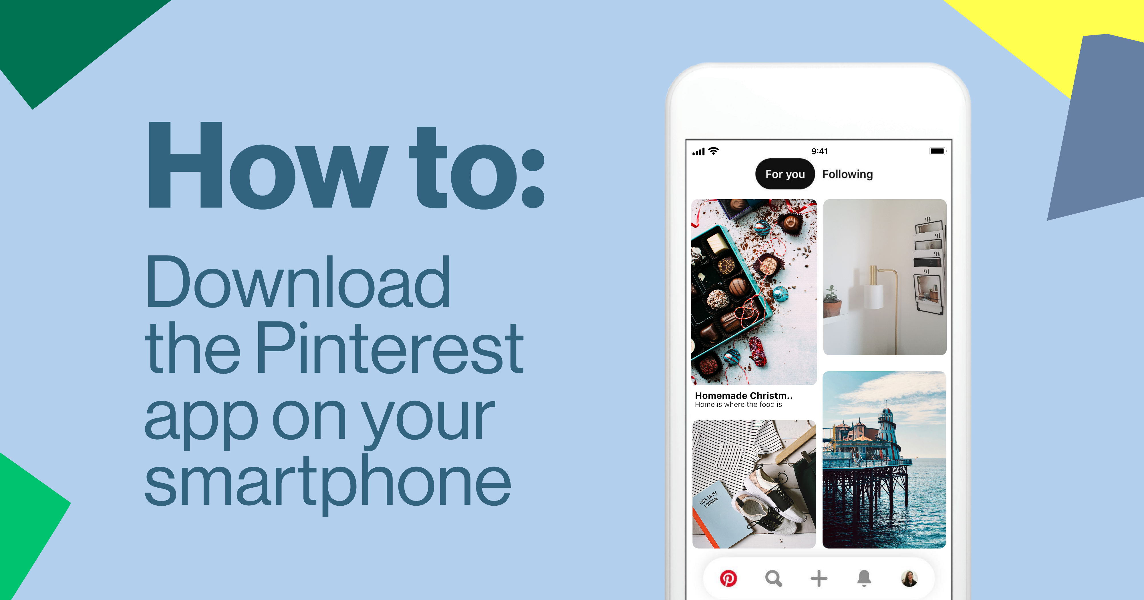 How To Download The Pinterest App Pinterest Creators Blog