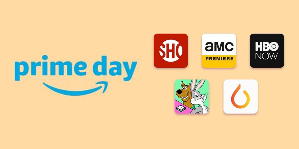 Digital Prime Day deals from HBO Now, AMC, SHOWTIME, and more