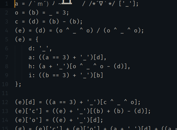 Breaking down one of the coolest JavaScript obfuscators