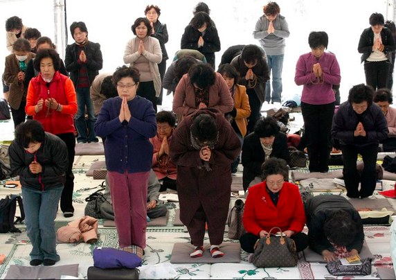 Image result for suneung praying