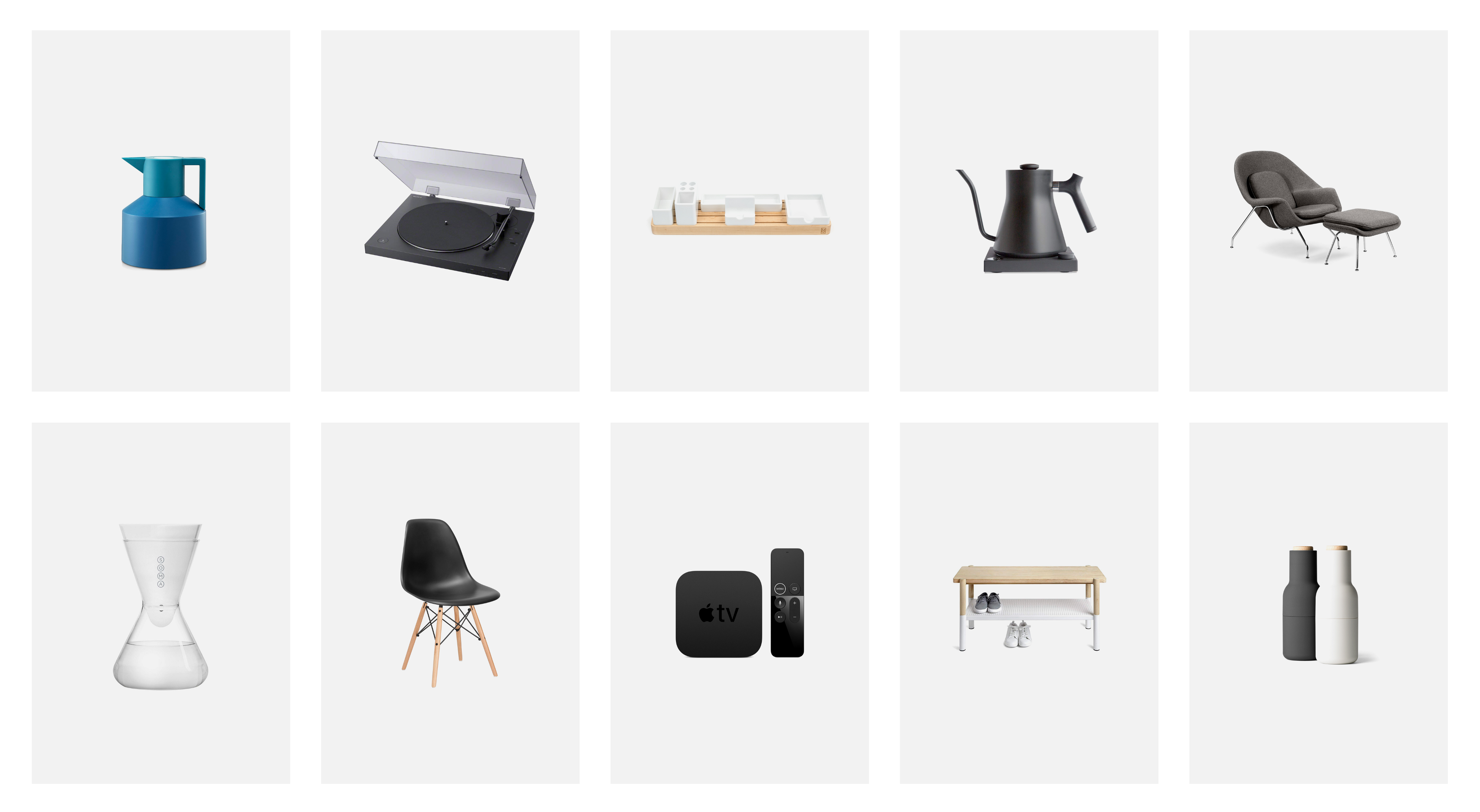 Weekly Picks (#1): For The Home by The Design Shop