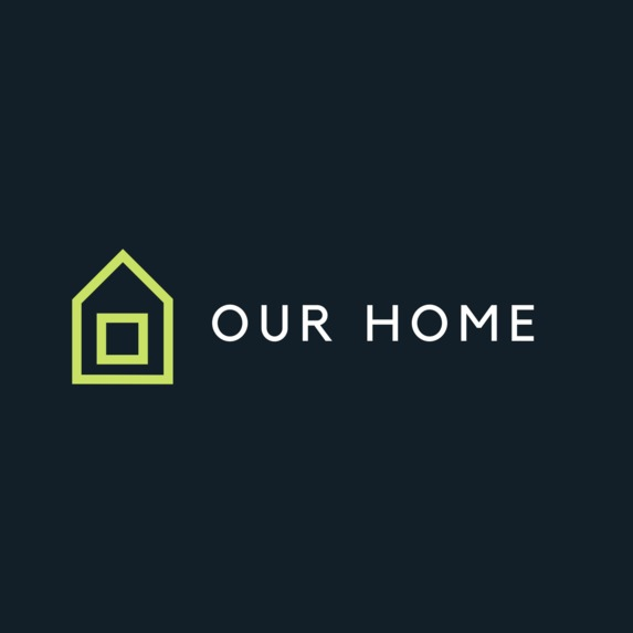 Logo for Our Home