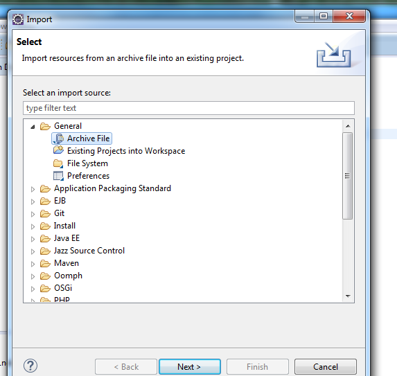 How to set up Stanford NER (Named Entity Recognizer) code in